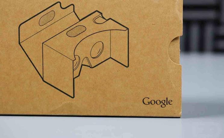 Google 在 AR/VR 领域的布局-麦芽