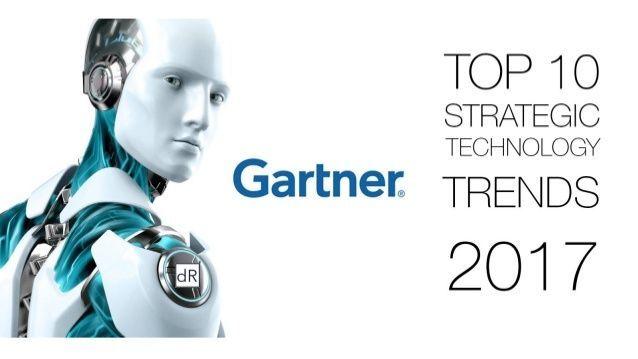 美国咨询公司 Gartner:2017 年十大最具颠覆潜力的技术-麦芽